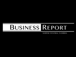 business report made logo