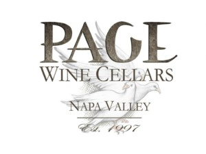page wine cellars logo